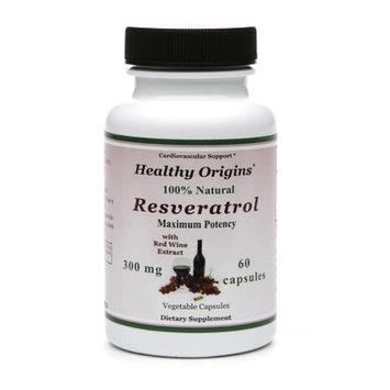 Healthy Origins Resveratrol 300 mg
