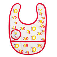 Bibbles Bib - Count To Ten - Plays Music!