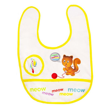 Bibbles Bib - Cat - Play Music!