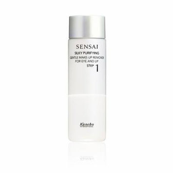 Kanebo Sensai Silky Purifying Gentle Make-Up Remover for Eye and Lip - 3.4oz/100ml