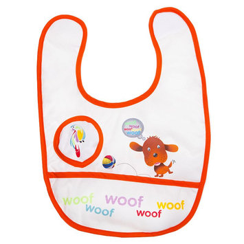 Bibbles Bib - Dog - Plays Music!