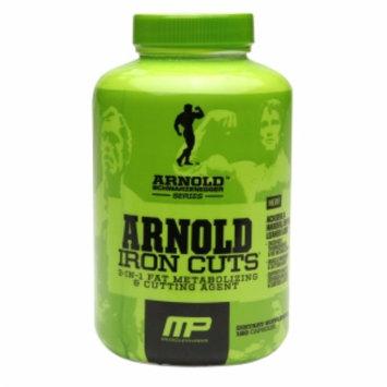 MusclePharm Arnold Schwarzenegger Series Iron Cuts, Capsules, 120 ea