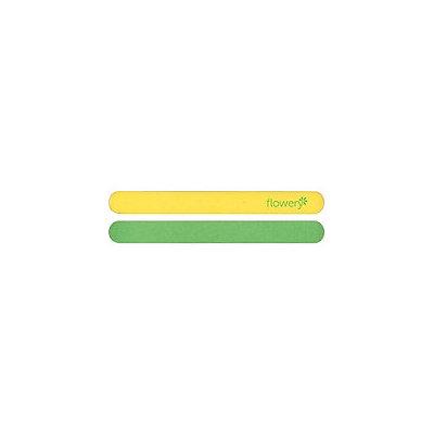 Flowery Lemon Lime Nail File