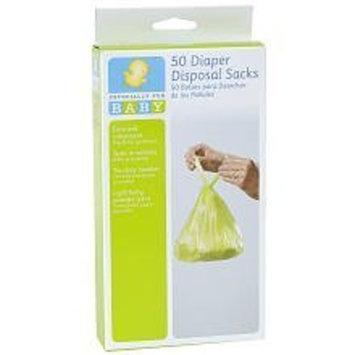 Especially for Baby Disposable Diaper Sacks - 50 Count