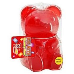 Off The Wall Candies Giant Big Bite Gummy Bear (Colors May Vary)