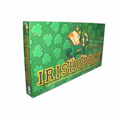 Irish-opoly Monopoly Game Ages 8+