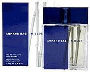 Armand Basi In Blue By Armand Basi For Men. Eau De Toilette Spray 3.4 Oz.