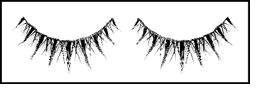Reese Robert Diva Strip Lashes with Adhesive