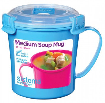 Sistema Medium Soup Mug