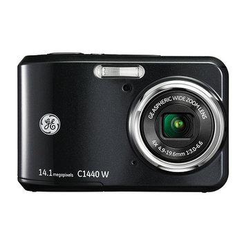 GE Smart Series C1440 14.1MP Digital Camera Black
