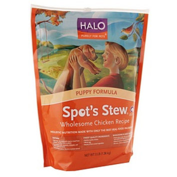 Halo, Purely For Pets Spot's Stew for Puppy