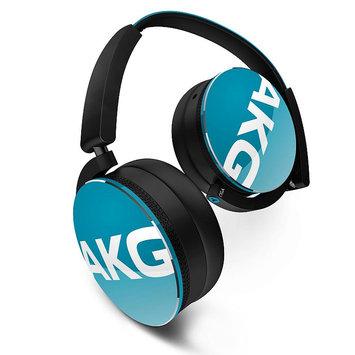 Akg. AKG Y50 On-Ear Headphones Y50TEL (Blue)
