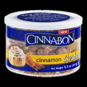 Cinnabon Cinnamon Cashews