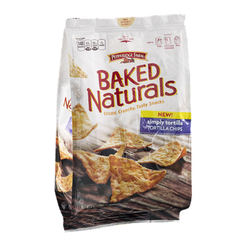 Pepperidge Farm® Baked Naturals Simply Tortilla Chips
