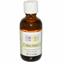 Aura Cacia 100% Pure Essential Oil Tea Tree Cleansing 2 oz