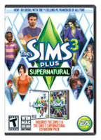 Electronic Arts The Sims 3 Plus Supernatural (Win/Mac)