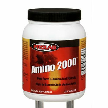 ProLab Nutrition Amino 2000 325 Tablets