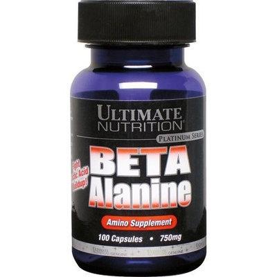 ULTIMATE NUTRITION BETA - ALANINE 100 CAPS