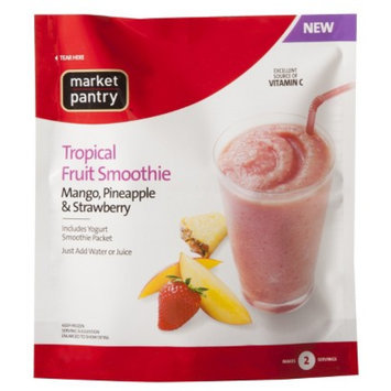 market pantry Market Pantry Mango, Pineapple & Strawberry Tropical Fruit Smoothie 8