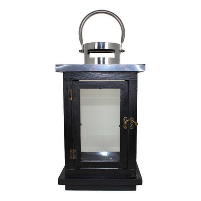 Kohls Small Wooden Lantern