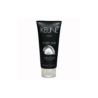 Keune Care Line Man Triple X Gel 200ml/6.8oz