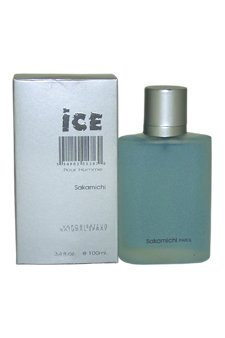 Sakamichi Ice Eau De Parfum Spray for Men