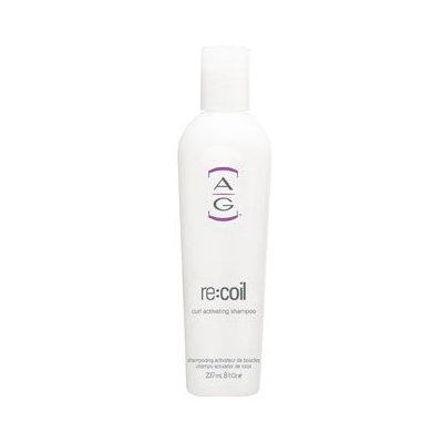 AG Hair Re-Coil Shampoo Curl Activating Shampoo