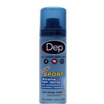 Dep SPORT ALL CONDITION HOLD Xtreme hair spray 1.2 oz.