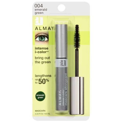 Almay Intense I-Color: Emerald Green 004 Mascara