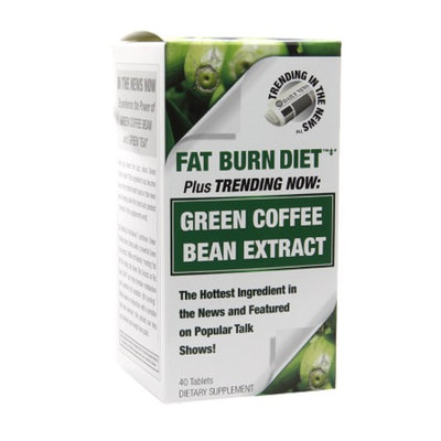 Applied Nutrition Fat Burner Plus Green Coffee Extract, Tablets