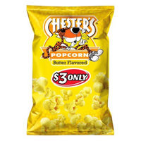 Frito Lay Chester's Butter Flavored Popcorn