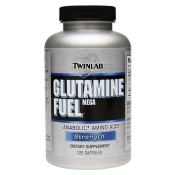 Twinlab Fuel Glutamine Fuel Mega