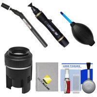LENSPEN Lenspen SensorKlear II Pen with Loupe SENSOR Cleaning System + Kit for Nikon D3200, D3300, D5200, D5300, D7000, D7100, D610, D800, D810, D4s DSLR Cameras