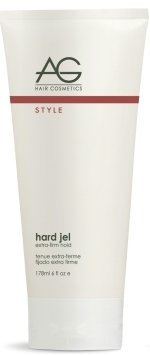 AG Hair Cosmetics Hard Gel Extra-Firm Hold for Unisex