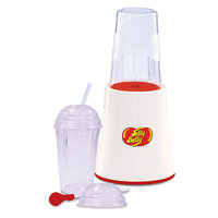 Tvtime Direct Jelly Belly Slushie Treat Express Electric Slushie Maker (White)