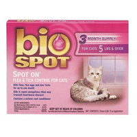 Bio Spot Spot on for Cats over 5-Pound