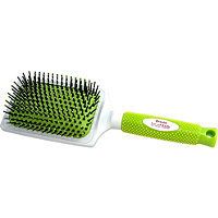 Brush Lab Volumize Square Cushion Paddle Brush