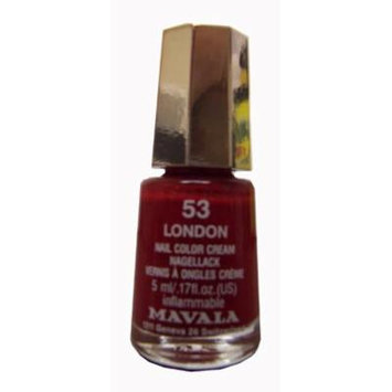 Mavala Switzerland Nail Polish - London 53