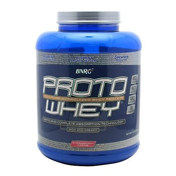 Bio-nutritional Bionutritional Research Group Proto Whey Strawberry Creme, 5 Pounds