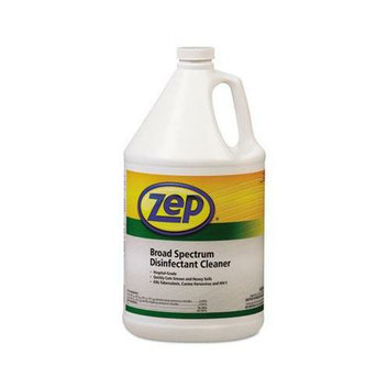 Zep Professional Broad Spectrum Disinfectant Cleaner