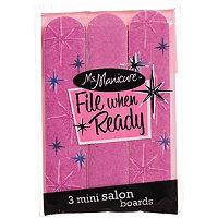 Ms. Manicure Mini Emery Set