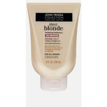 John Frieda® John Frieda Sheer Blonde Rinse-Out Treatment 8 oz.