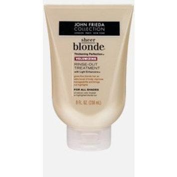 John Frieda® Sheer Blonde Rinse-Out Treatment