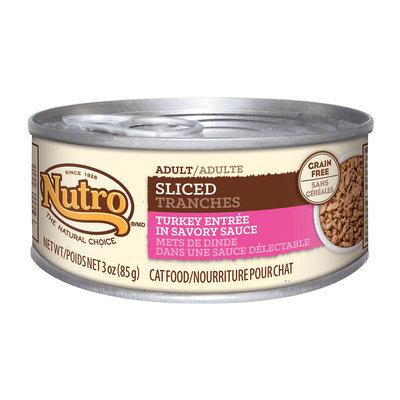 Nutro Natural Choice Adult Sliced Entree - 24x3oz