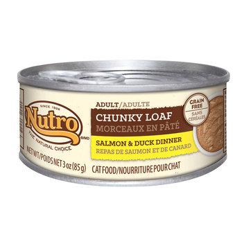 Nutro Natural Choice Adult Chunky Loaf Dinner - 24x3oz