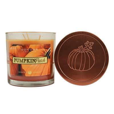 SONOMA life + style Pumpkin Patch 14-oz. Large Jar Candle (Pump Patch)