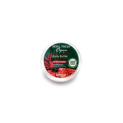 Petal Fresh Body Butter Petal Fresh Organics Tea Tree Pomegranate Body Butter 6 oz