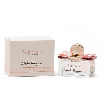 Fragrance Salvatore Ferragamo Signorina Eau de Parfum Spray - Women's (Pink/Rose/Red)