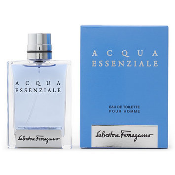Fragrance Salvatore Ferragamo Acqua Essenziale Eau de Toilette Spray - Men's (Musk)