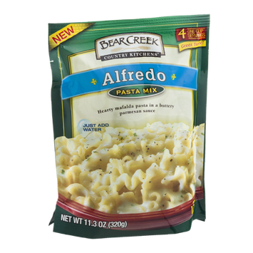 Bear Creek Country Kitchens Alfredo Pasta Mix